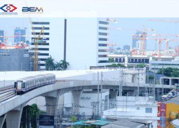 Les lignes de MRT bleu et violet seront bientôt reliées entre elles, comblant le manque existant depuis l'année dernière