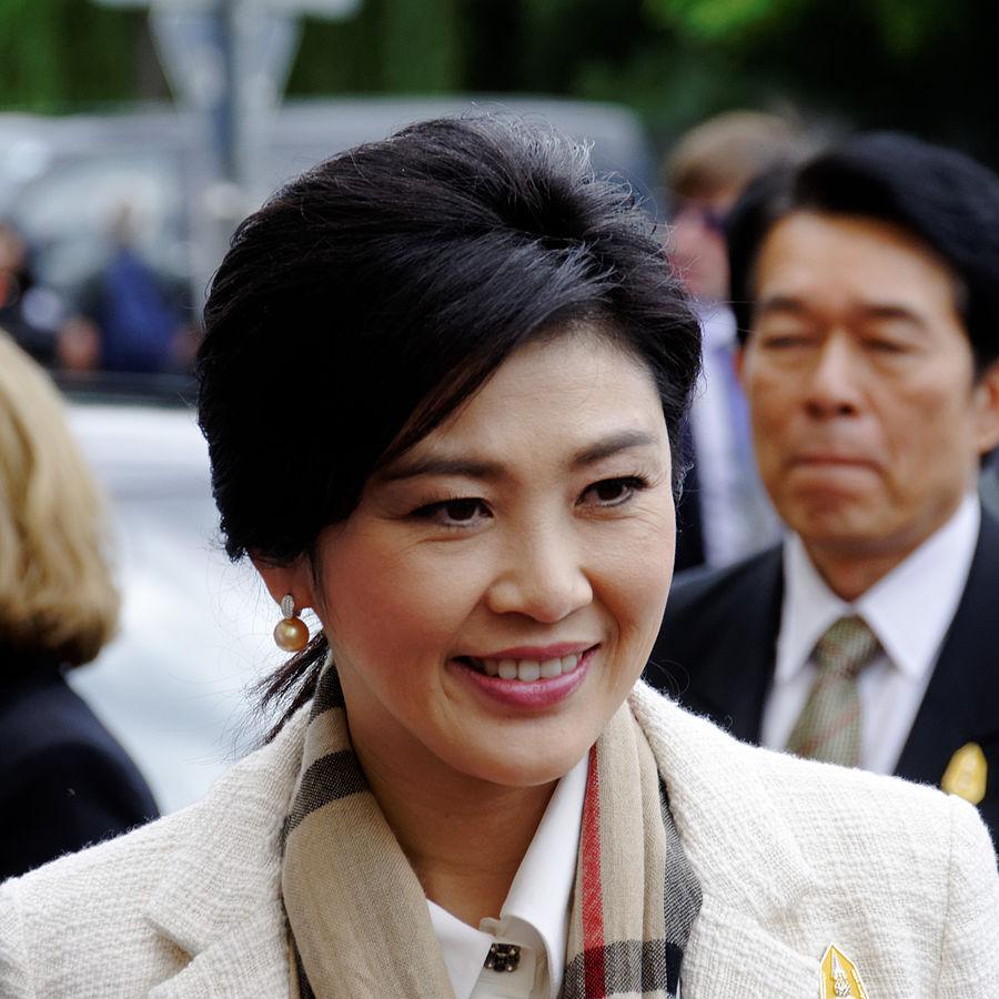 L'ancienne Premier Ministre Yingluck Shinawatra avait été destituée par la junte militaire actuellement au pouvoir en 2014