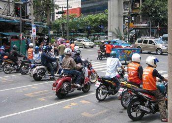 La ville de Bangkok va partager le montant des amendes avec les personnes dénonçant ces infractions