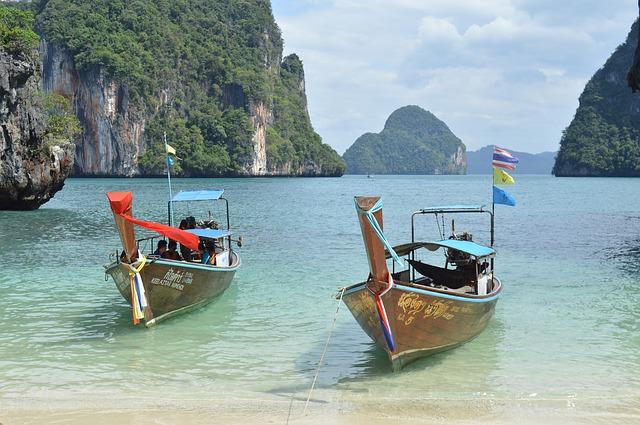 La Thaïlande est désormais le neuvième pays le plus visité au monde