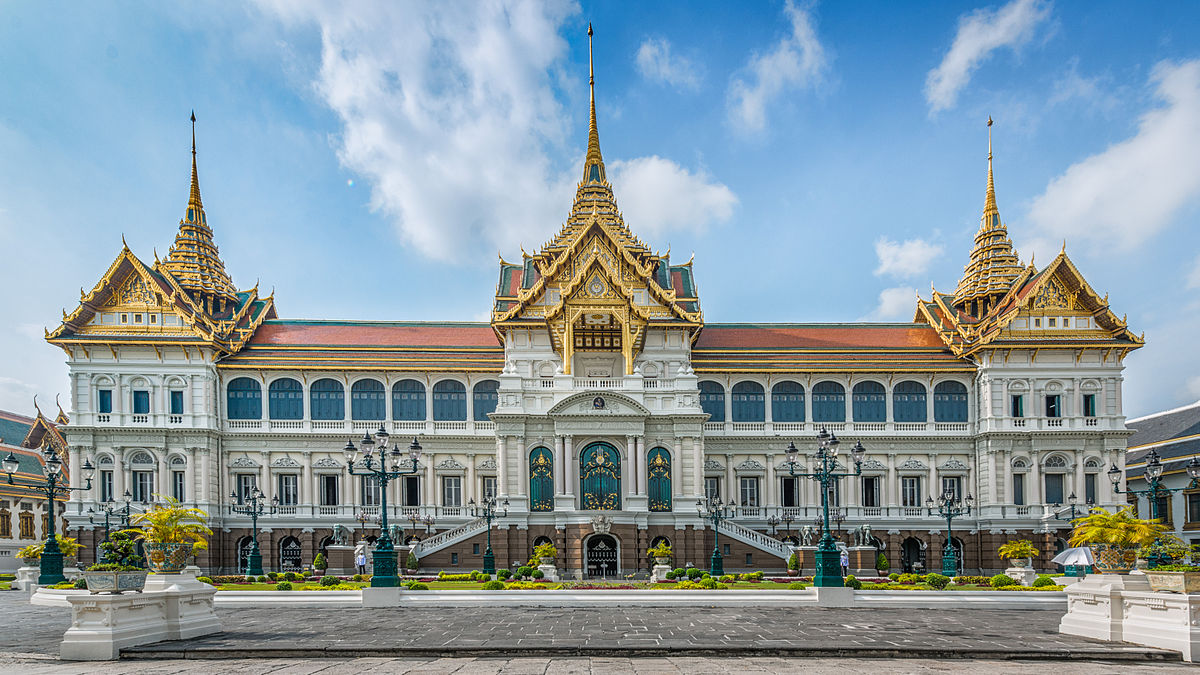 Les hôtels autour du Grand Palais de Bangkok sont complets pour la période de la Crémation Royale