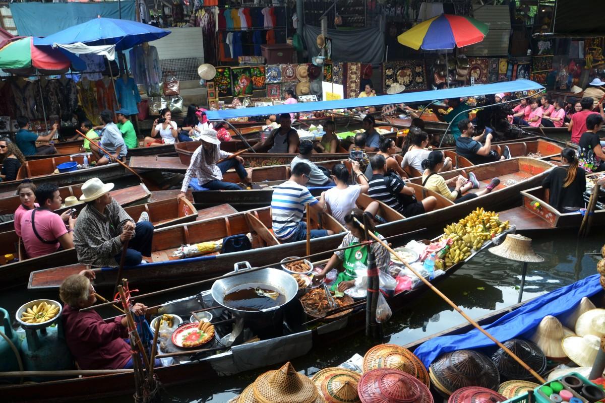 La Thaïlande a accueilli 3 millions de touristes étrangers au mois de novembre 2017