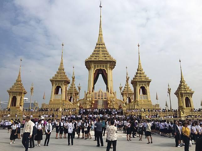 3,5 millions de visiteurs se sont déjà déplacés afin de découvrir le Crématorium Royal