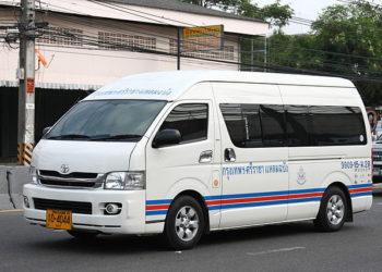 Les Minibus Impliqués dans la Majorité des Accidents de la Route en 2017