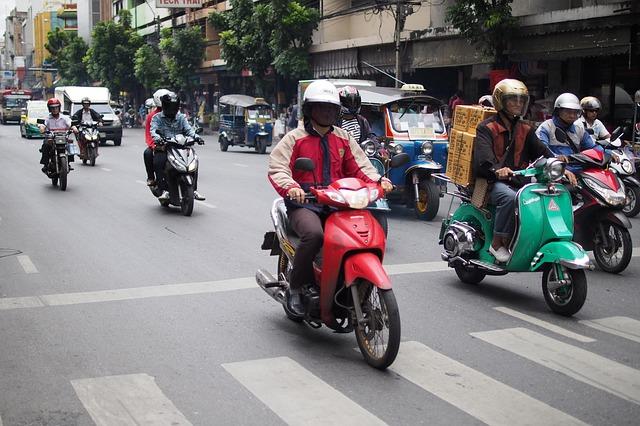 Les routes thaïlandaises sont parmi les plus dangereuses au monde