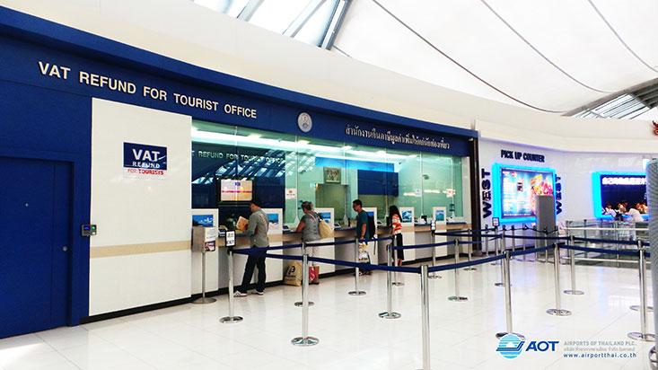 De nouveaux comptoirs pour se faire rembourser la TVA pourraient être installés dans les centres commerciaux