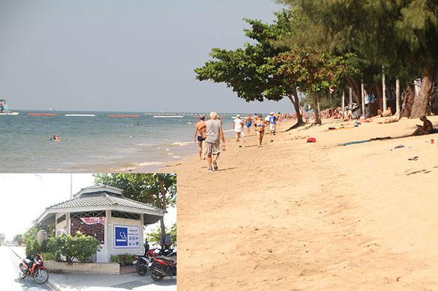 La récente réglementation interdisant de fumer passe mal auprès de certains touristes à Pattaya