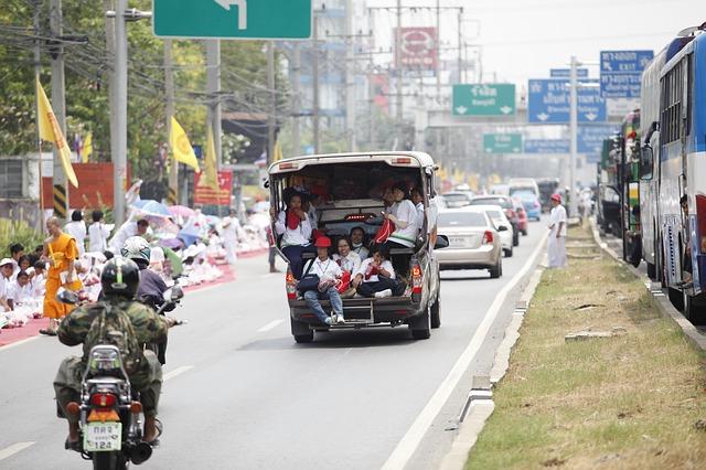 Les routes thaïlandaises ont récemment été désignées comme les plus dangereuses au monde