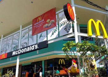 McDonald's Ouvre son Premier Restaurant sur l'Île de Koh Phi Phi
