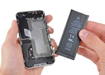 Le tarif d'un remplacement de batterie iPhone réduit à 1000 bahts