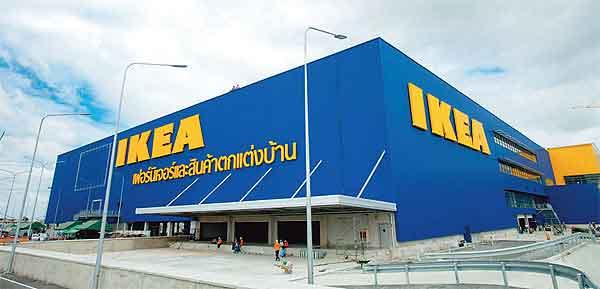 Le suédois Ikea ouvrira son second magasin à Bangkok le 15 mars prochain