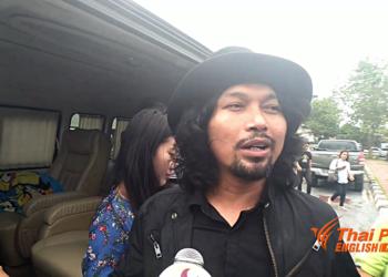 Le rocker Sek Loso libéré sous caution malgré les protestations de la police