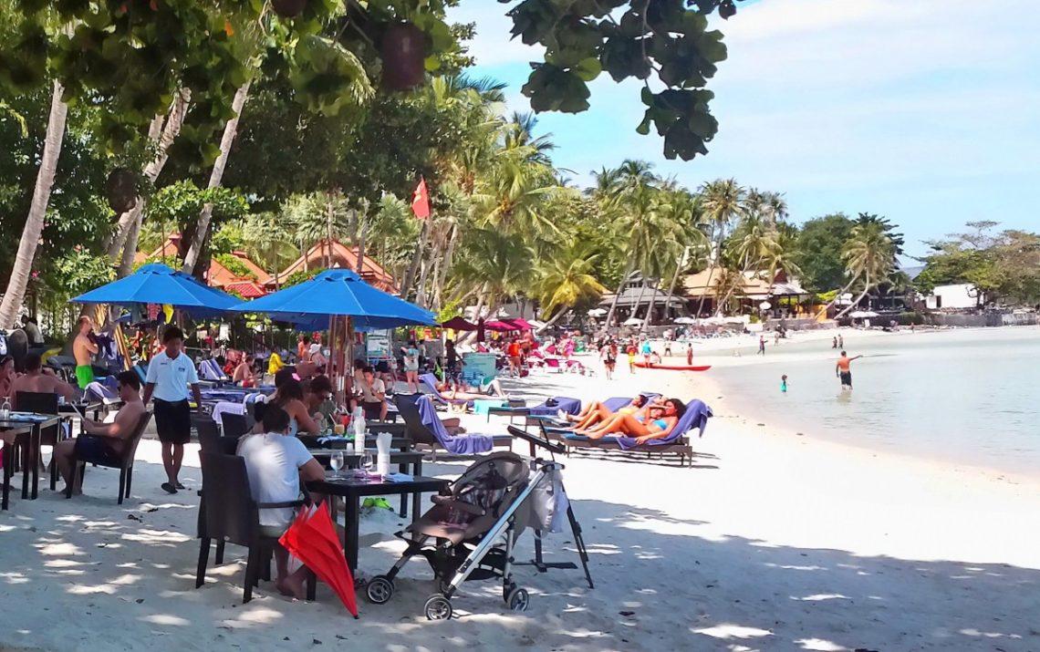 L'industrie du tourisme en Thaïlande a une nouvelle fois battu des records au mois de décembre 2017