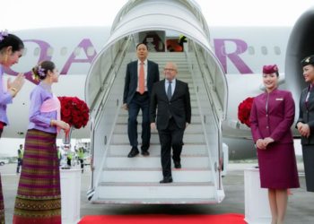 L'aéroport d'U-Tapao accueille Qatar Airways