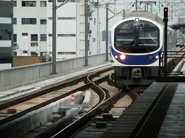 Le projet d'achat de nouveau matériel roulant pour l'Airport Rail Link a été repoussé