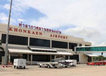 Khon Kaen : l'aéroport temporairement fermé après un incendie