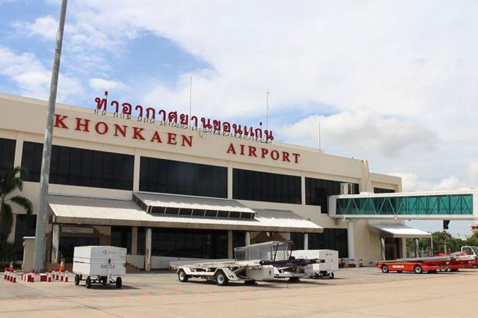 L'aéroport de Khon Kaen a été fermé pendant quelques heures après un incendie survenu vendredi matin