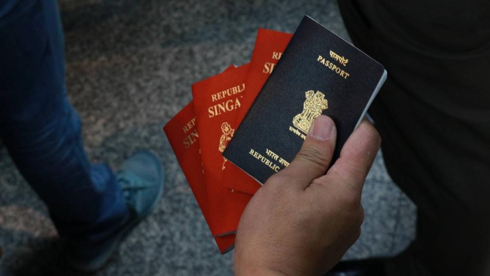 Des faux passeports saisis par les autorités thaïlandaises chez un ressortissant pakistanais