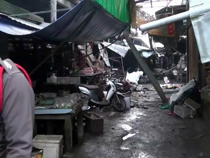 Les forces de sécurité sont en alerte dans l'extrême-sud de la Thaïlande après une nouvelle attaque lundi matin