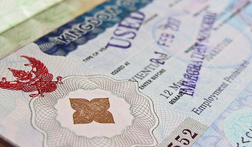 """Le nouveau """"Smart Visa"""" thaïlandais d'une validité de 4 ans sera disponible à partir du 1er février 2018"""