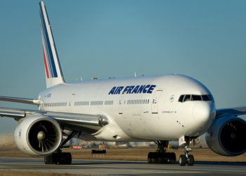 Air France change d'avion pour le Paris-Bangkok