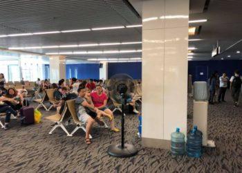 Réponse de l'Aéroport de Phuket après des plaintes sur la climatisation
