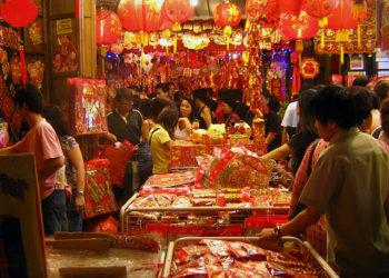 300.000 touristes chinois attendus pour le Nouvel An lunaire