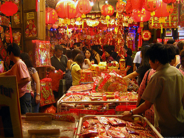 L'Office du Tourisme de Thaïlande espère attirer plus de 300.000 visiteurs chinois à l'occasion du Nouvel An lunaire