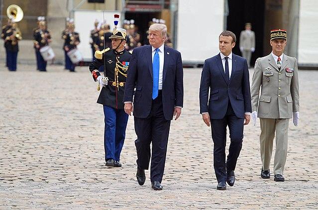 Le président français Emmanuel Macron effectuera une visite d'État aux Etats-Unis en avril prochain