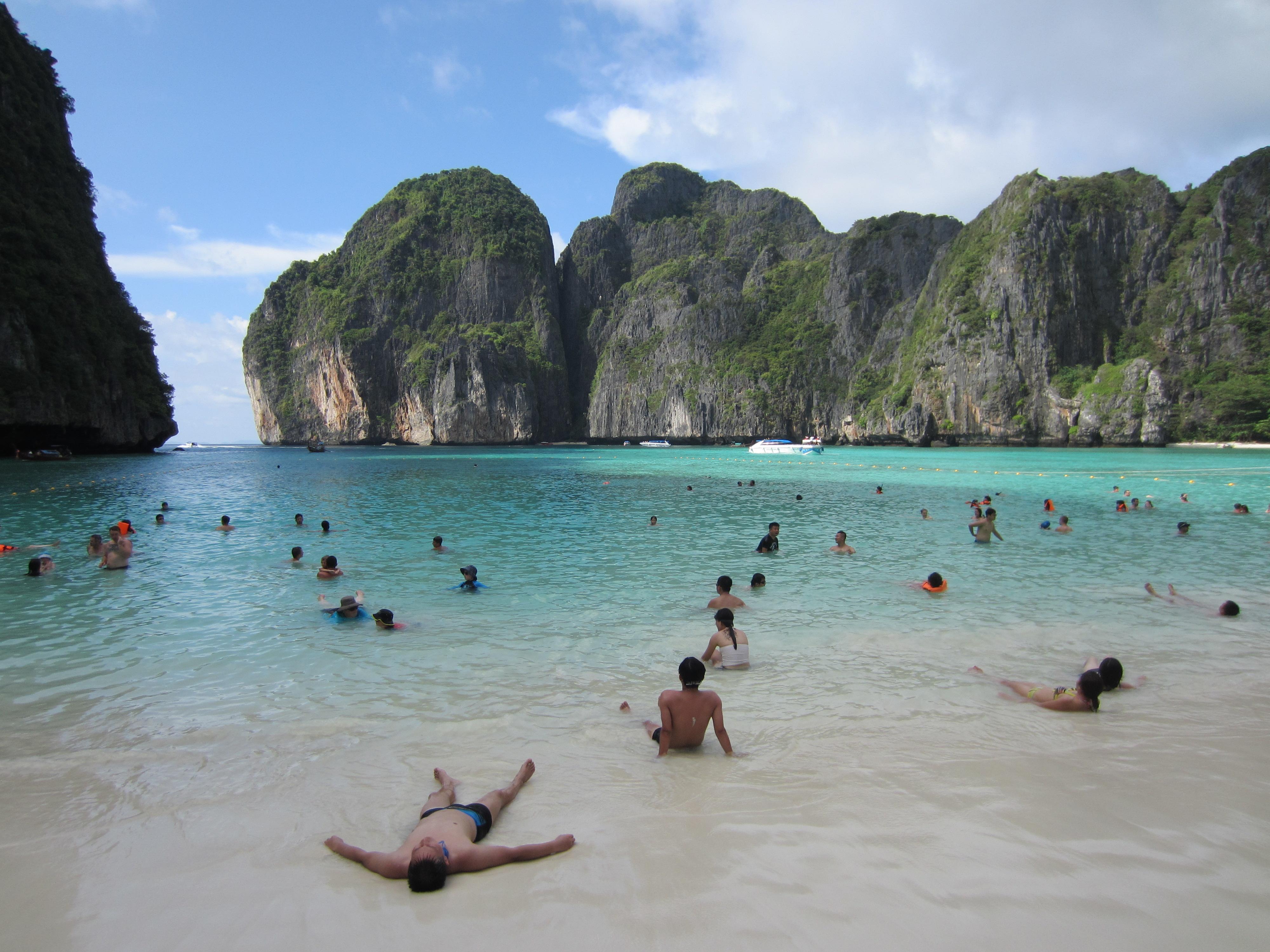 3,5 millions de touristes étrangers ont visité la Thaïlande au mois de janvier