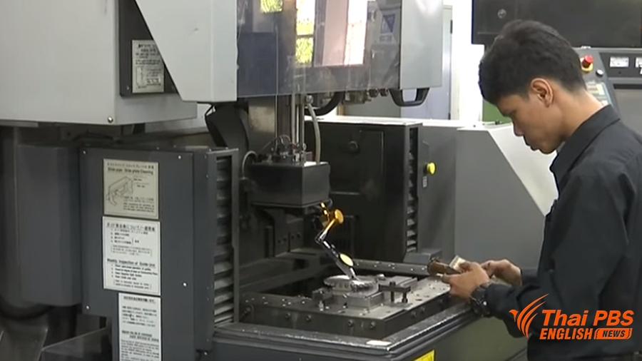 Selon une récente étude, près de 650.000 ouvriers thaïlandais pourraient être remplacés par des robots d'ici 12 ans