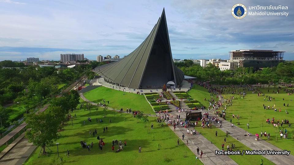 Mahidol est nouvelle fois l'université thaïlandaise la mieux classée d'Asie