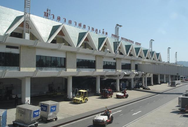 Les travaux de modernisation de l'aéroport international de Phuket devraient lui permettre prochainement d'accueillir 18 millions de passagers par an