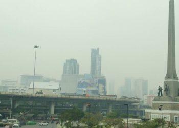 Bangkok : la qualité de l'air continue de se détériorer
