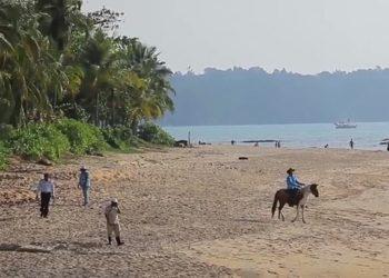 Khao Lak : l'interdiction de fumer étendue à toute la plage