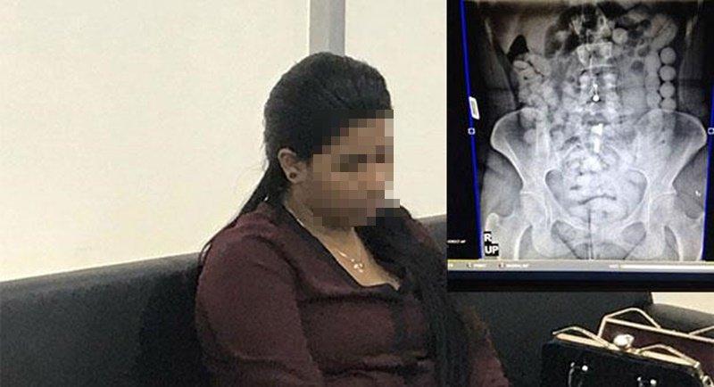 Une femme brésilienne a été arrêtée à l'aéroport Suvarnabhumi de Bangkok alors qu'elle transportait 60 boulettes de cocaïne