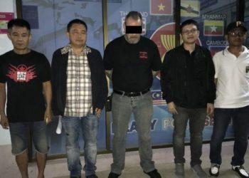 Encore un membre des Hells Angels Pattaya arrêté