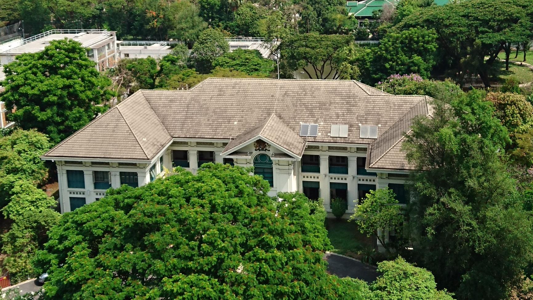 L'ambassade britannique à Bangkok va déménager après la vente de son bâtiment historique