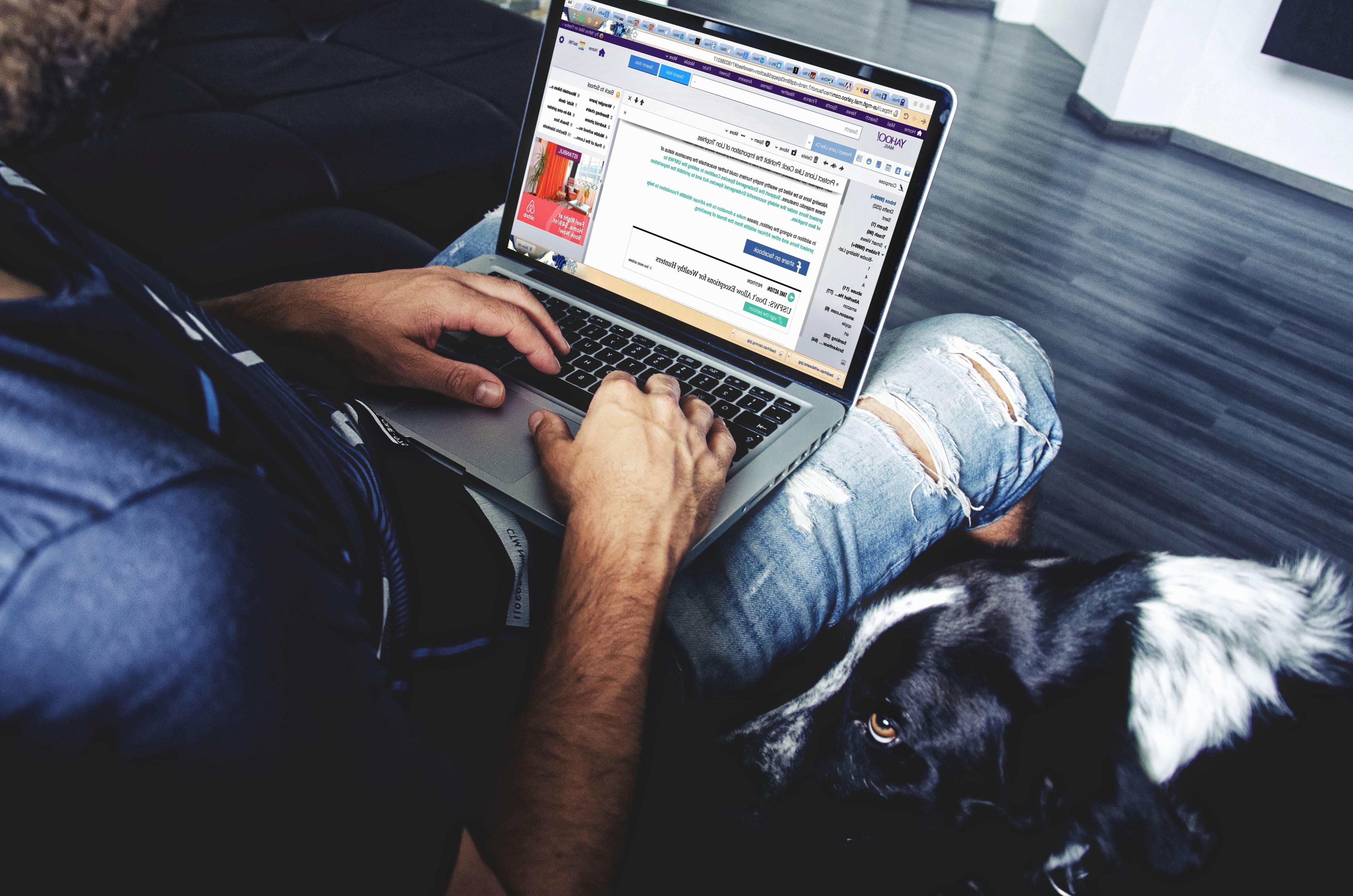La Thaïlande est le pays où la population passe le plus de temps sur internet quotidiennement