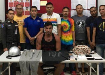 Un argentin arrêté pour avoir volé des touristes chinois