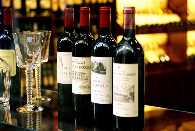 Les vins de Bordeaux ont connu une année difficile en 2017