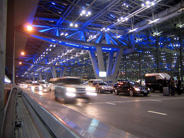 Des parkings de l'aéroport Suvarnabhumi de Bangkok seront gratuits pendant le festival de Songkran