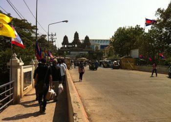 Nouveau poste-frontière permanent Thaïlande/Cambodge dès le 30 mars