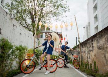 Des vélos en libre-service pour atténuer la pollution de l'air à Bangkok et Chiang Mai