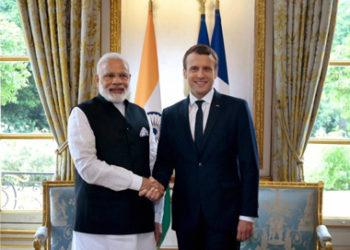 Visite d'État d'Emmanuel Macron en Inde du 9 au 12 mars