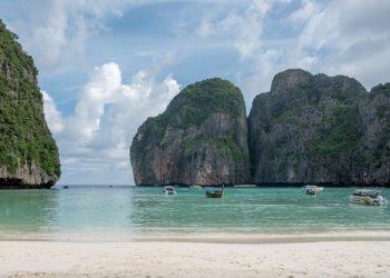 Krabi : les résidents favorables à la fermeture de Maya Bay