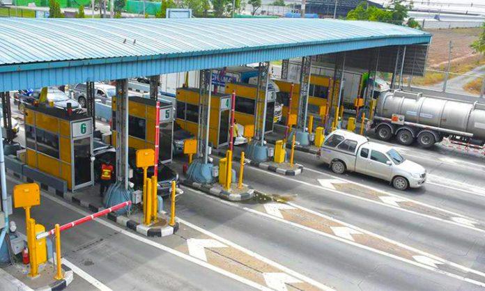 Le Gouvernement a annoncé que des autoroutes seront gratuites à l'occasion des fêtes de Songkran 2018
