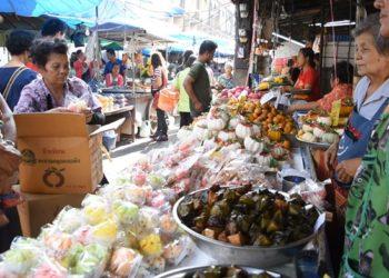 Bangkok : plus de 100 marchés sont illégaux