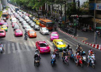 Bangkok : les taxis dominent les plaintes concernant les transports