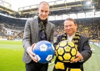 Le Borussia Dortmund et Bangkok Airways s'associent
